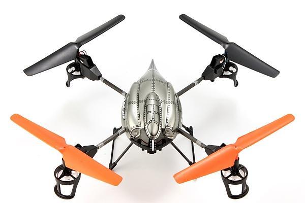 Купить Радиоуправляемый квадрокоптер с гироскопом WL Toys V222 4CH 2.4G - V222, WLToys