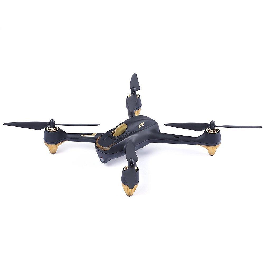 Купить Квадрокоптер Hubsan H501S (Черный)