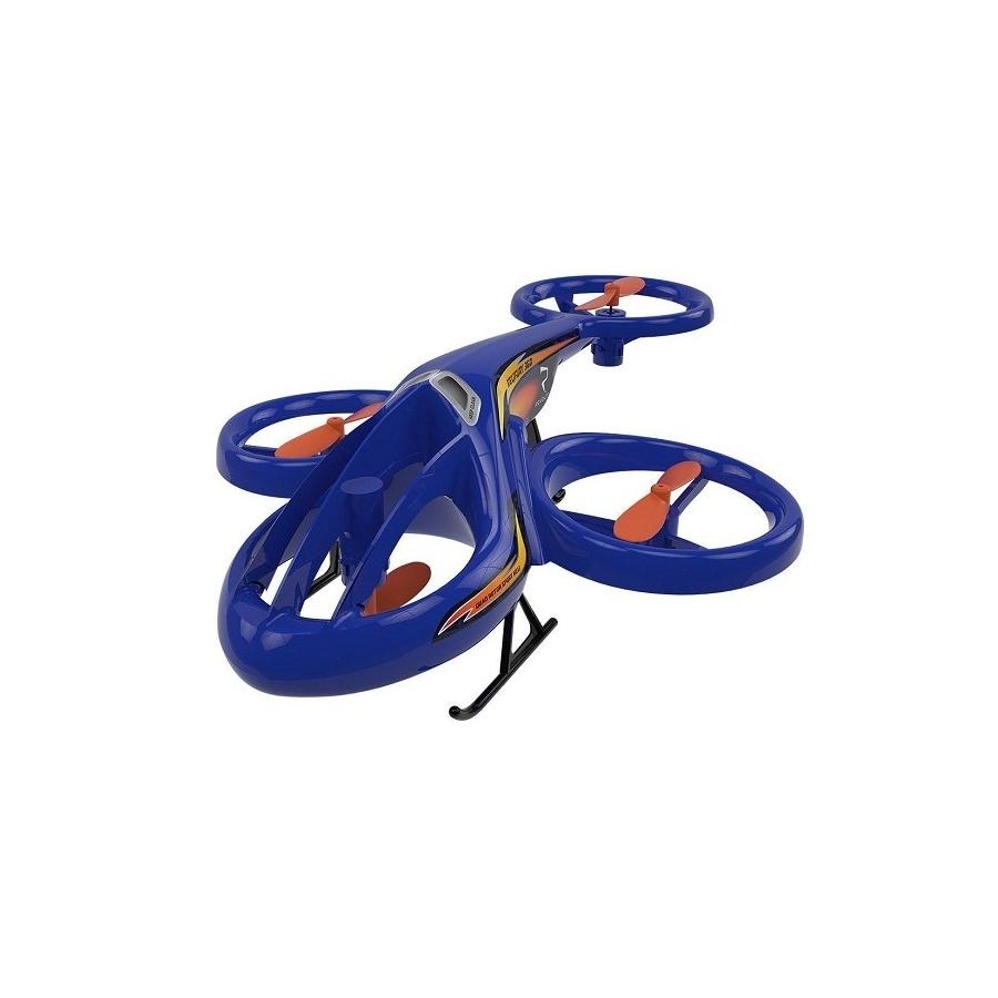 Купить Радиоуправляемый квадрокоптер SYMA TF1001 с гироскопом, RTF 2.4G - TF1001 (Синий)