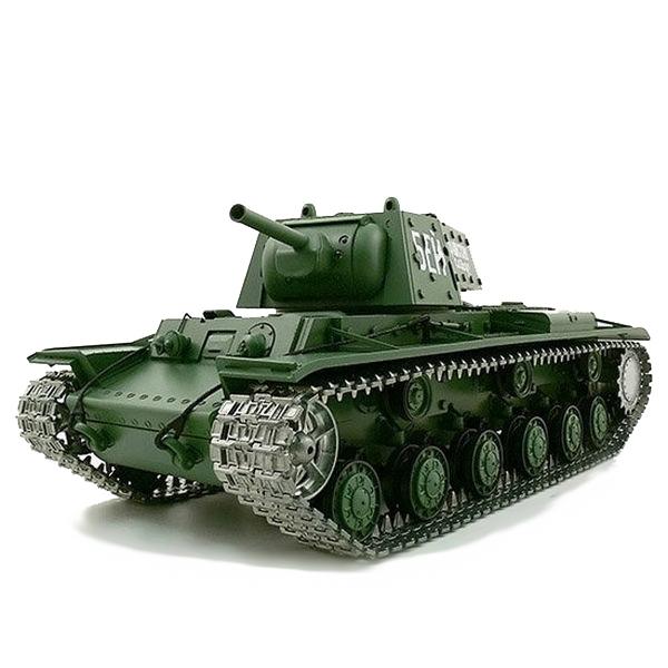 Купить Радиоуправляемый танк Heng Long 1/16 KV-1 (Россия) RTR PRO – 3878-1PRO V5.3