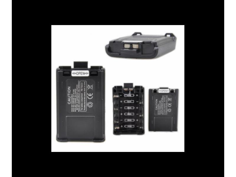 Купить Кейс под мизинчиковые батарейки для UV-5R