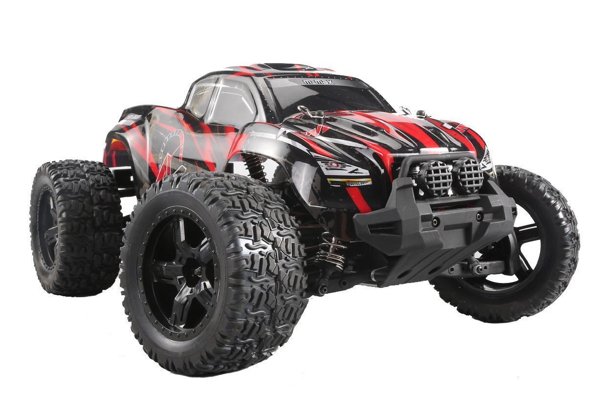 Купить Радиоуправляемый монстр Remo Hobby RH1035 4WD RTR масштаб 1:10 2.4G - RH1035 (Красный)