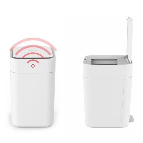 Умное мусорное ведро Xiaomi Townew T1 Trash Can (Белый)