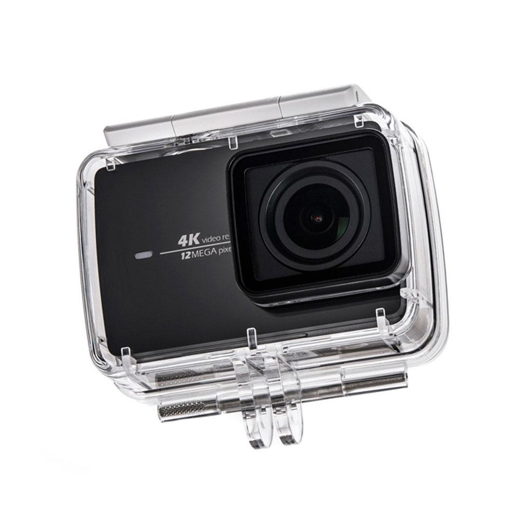 Экшн камера Yi 4K Plus Action Camera + аквабокс Waterproof Case (Комплект)