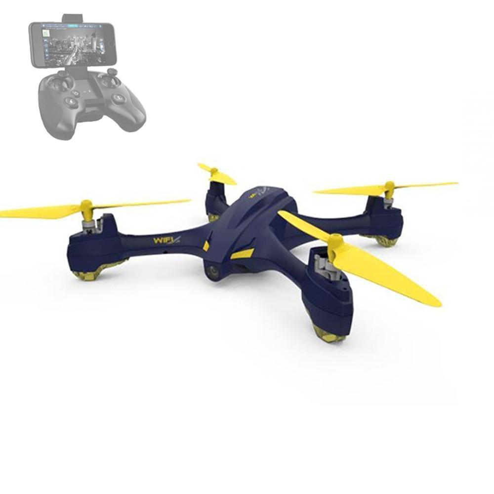 Купить Квадрокоптер Hubsan H507A X4 Star Pro + HT009 (пульт ДУ) (Синий), X4 Star Pro H507A