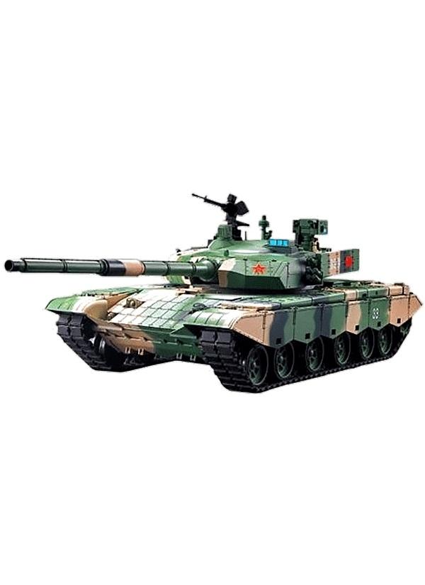 Купить Радиоуправляемый танк Heng Long 1/16 Chinese ZTZ99 RTR – 3899A-1