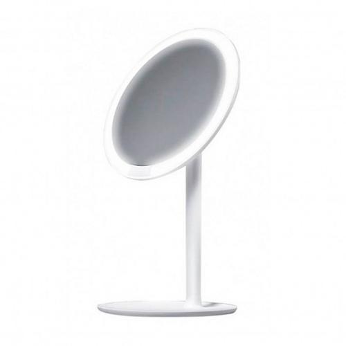 Зеркало косметическое Amiro Lux High Color White (Белый)