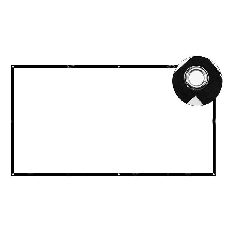 Купить Экран для проектора H60A 16:9 (полиэф полотно), no name