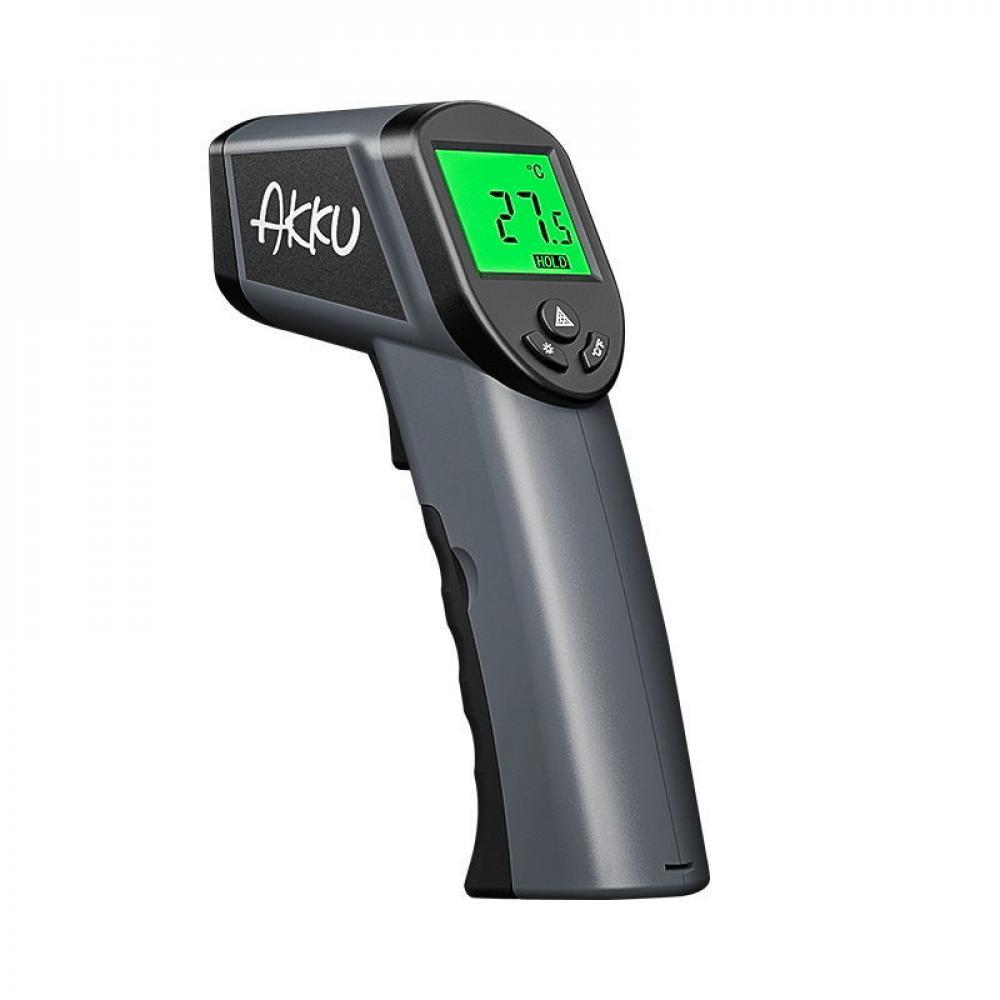 Термометр промышленный инфракрасный AKKU Infrared Thermometer High Temperature Laser