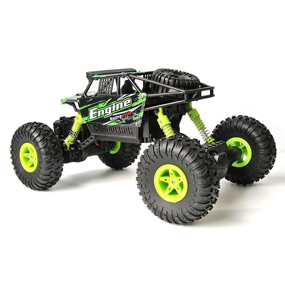 Купить Радиоуправляемый краулер WL Toys WL18428-B масштаб 1:18 2.4G - WL18428-B (Красный), Краулер, WLToys