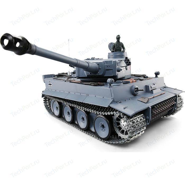 Купить Pадиоуправляемый танк Heng Long 1:16 Tiger I RTR - 3818-1 Upg V6.0