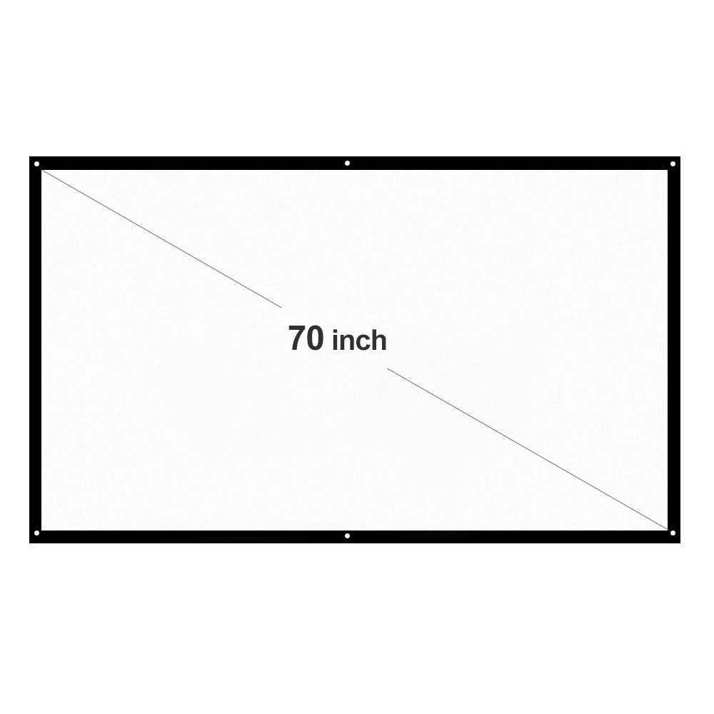Купить Экран для проектора H70A 16:9