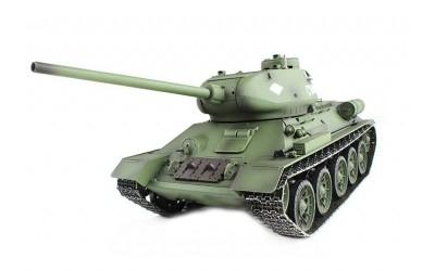 Купить Радиоуправляемый танк Heng Long 1/16 T34-85 2.4G RTR – 3909-1PRO V5.3