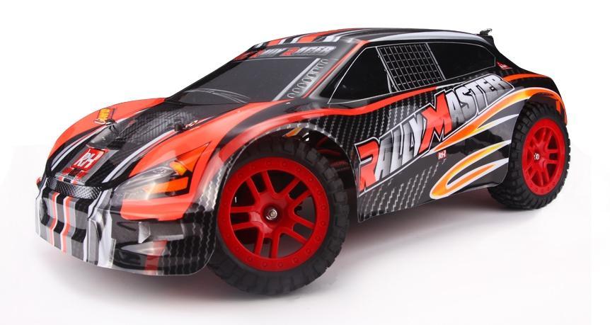 Купить Модель раллийного автомобиля Remo Hobby Rally Master 4WD RTR масштаб 1:8 2.4G - RH8085 (Базовый), Легковой автомобиль