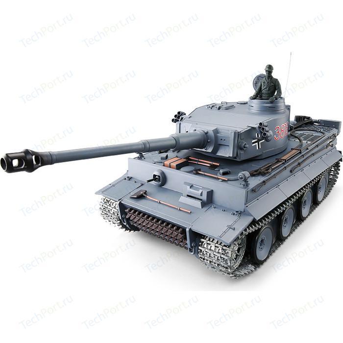 Купить Pадиоуправляемый танк Heng Long 1:16 Tiger I RTR - 3818-1 V6.0