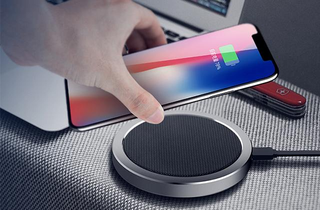 Rock W4 Quick Wireless Charger(DT-518Q)