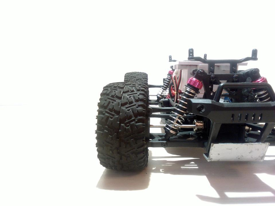 Обзор Remo Hobby SMAX 4WD RTR
